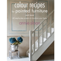 Raamat COLOUR RECIPES FOR PAINTED FURNITURE AND MORE
