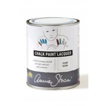 Chalk Paint Lacquer mööblilakk läikiv,  0,75l