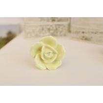 Kapinupp Helekollane roos