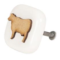Kapinupp keraamiline lehm