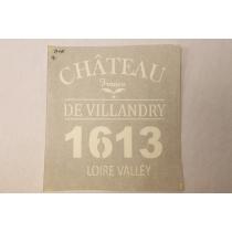 Ühekordne šabloon 1613 Loire 27x35